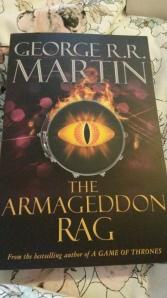 The Armageddon Rag by George R.R Martin